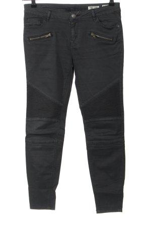 Review Slim Jeans hellgrau Casual-Look