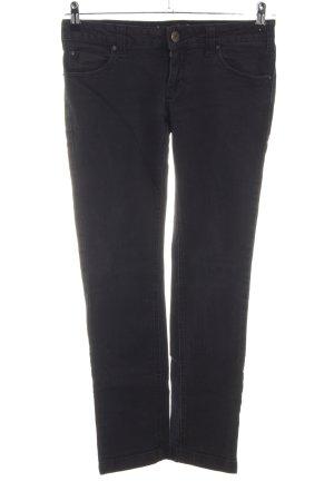 Review Slim Jeans schwarz Casual-Look
