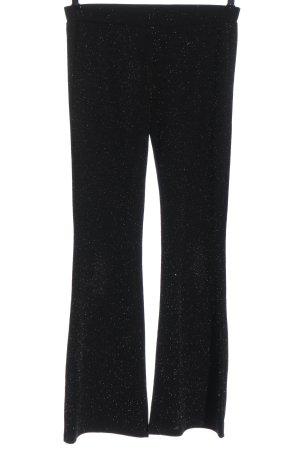 Review Jersey Pants black wet-look