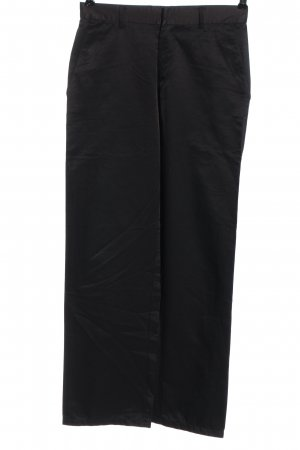 Review Jersey Pants black casual look