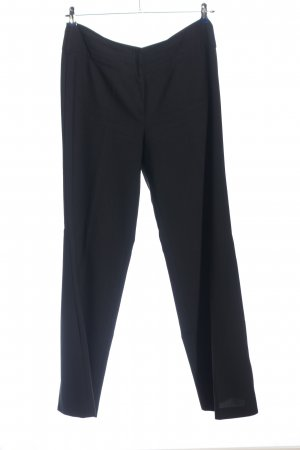 Review Stoffhose schwarz Business-Look
