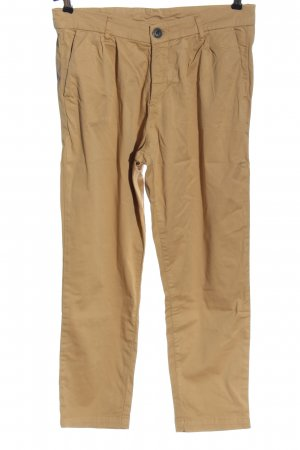 Review Pantalone jersey marrone stile casual
