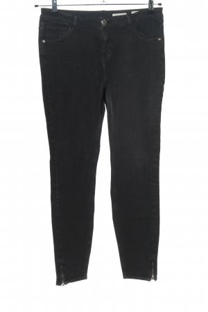 Review Stretch Jeans schwarz Casual-Look