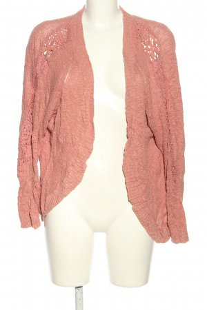Review Strick Cardigan pink Casual-Look