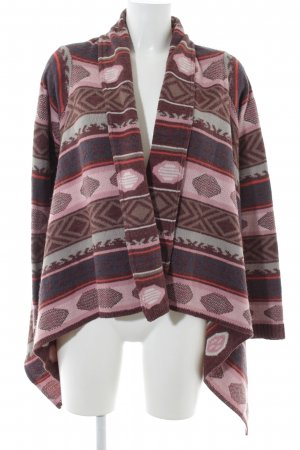 Review Strickjacke Mustermix Casual-Look