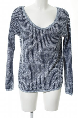 Review Strickpullover meliert Casual-Look