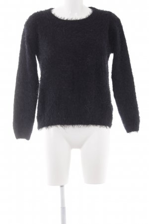 Review Strickpullover schwarz Casual-Look