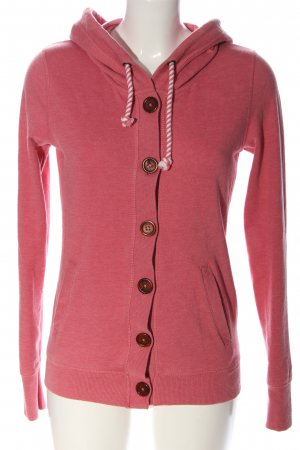 Review Sweatjacke pink Casual-Look