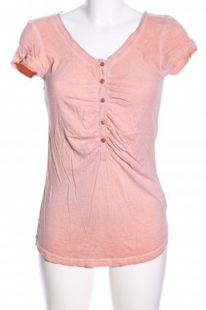 Review T-Shirt pink Casual-Look
