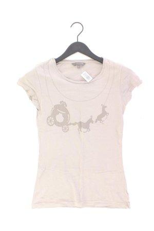 Review T-Shirt Größe XS Kurzarm grau