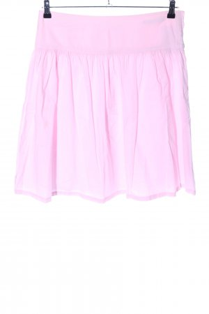 Review Circle Skirt pink casual look