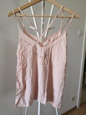 Review Top linea A rosa chiaro-rosa pallido