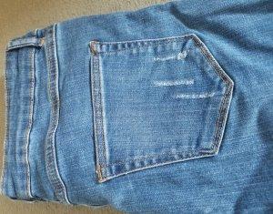 Review Jeans skinny multicolore coton
