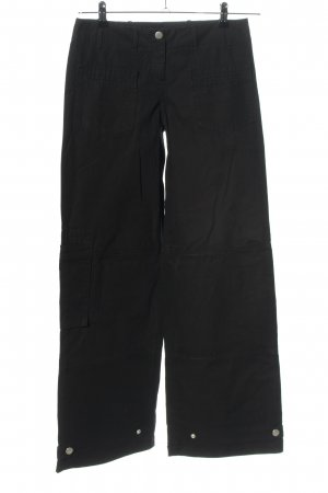 Review Stoffhose schwarz Casual-Look