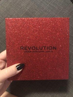 Revolution Lidschatten Palette Glitter Make up