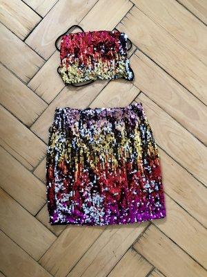 Revolve Twin Set tejido multicolor Licra