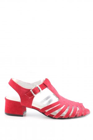 Rheinberger T-Steg-Sandaletten pink Casual-Look