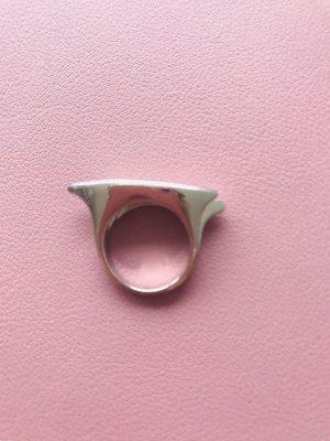 Rhodinierter Ring von Pierre Lang