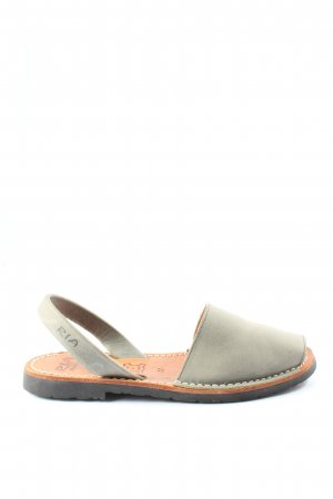 Ria Menorca Comfort Sandals light grey-natural white casual look