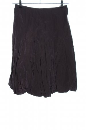 Riani Falda globo negro look casual
