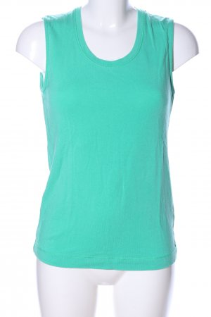 Riani Basic Top türkis Casual-Look