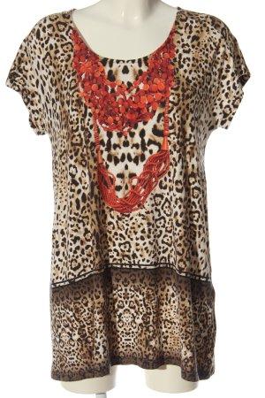 Riani Batik shirt volledige print casual uitstraling