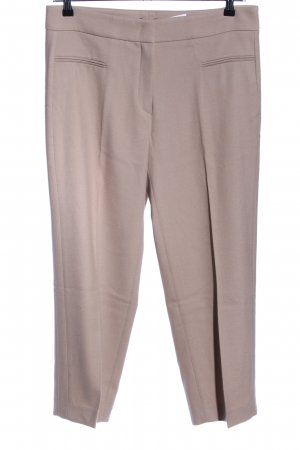 Riani Bundfaltenhose braun Business-Look