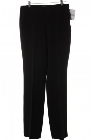 Riani Bundfaltenhose schwarz Business-Look