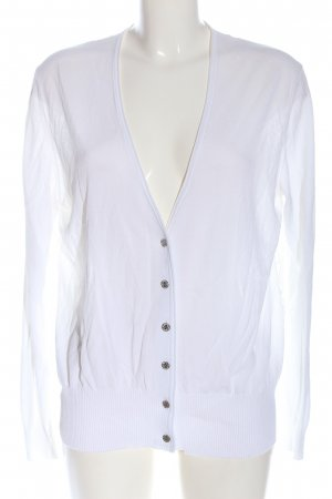 Riani Cardigan bianco-bianco sporco elegante