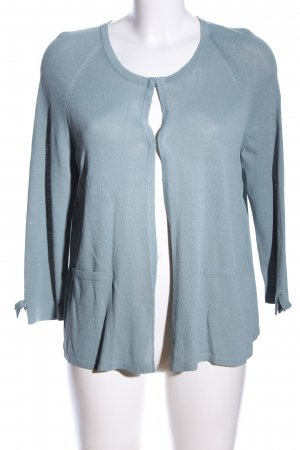 Riani Cardigan blau Casual-Look