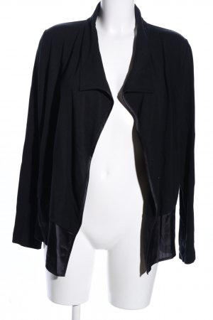 Riani Cardigan schwarz Business-Look
