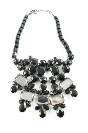 Riani Collar estilo collier negro elegante
