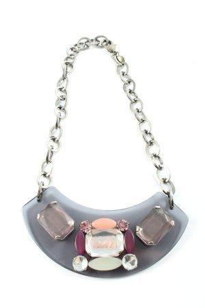 Riani Collar estilo collier multicolor elegante