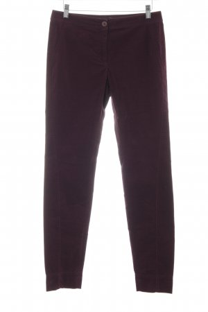 Riani Cordhose brombeerrot Casual-Look