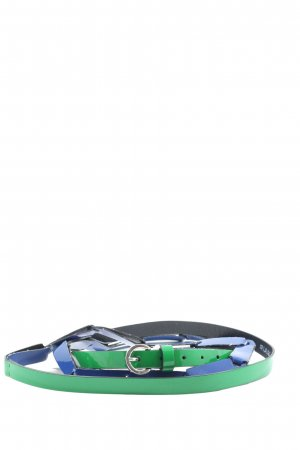 Riani Double Belt green-blue casual look