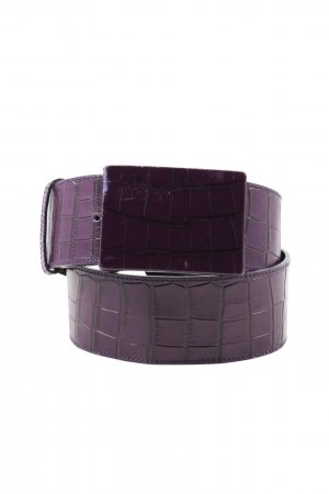Riani Hip Belt lilac animal pattern casual look