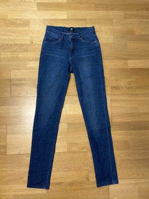 Riani Jeans skinny blu scuro Denim