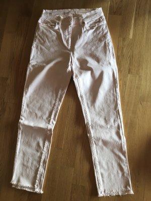 Riani Pantalone cinque tasche rosa pallido