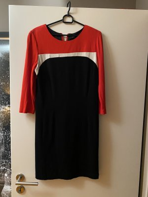 Riani Kleid schwarz weiß rot
