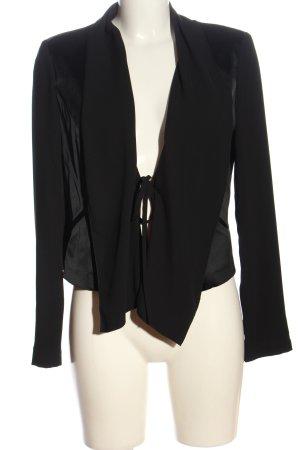 Riani Korte blazer zwart zakelijke stijl