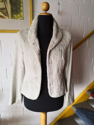 Riani Fake Fur Jacket multicolored