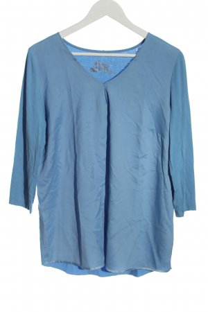 Riani Long Sleeve Blouse blue classic style