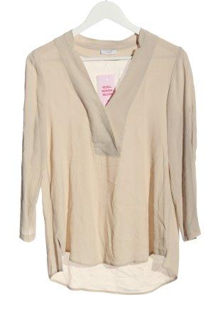 Riani Long Sleeve Blouse cream casual look