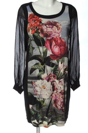 Riani Langarmkleid Blumenmuster Elegant