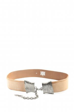 Riani Faux Leather Belt nude casual look