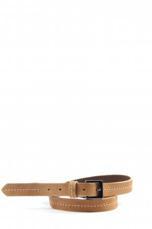 Riani Faux Leather Belt brown casual look