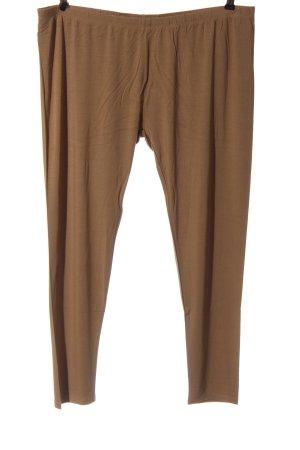 Riani Leggings marrone stile casual