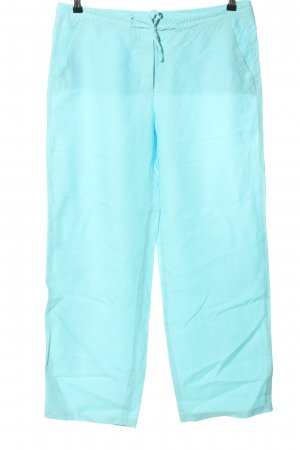 Riani Linen Pants blue casual look