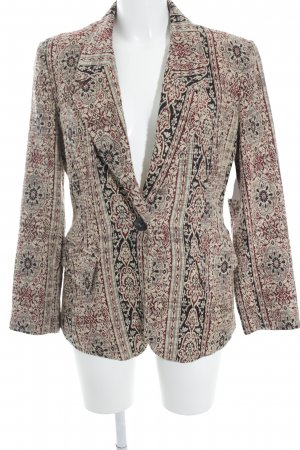 Riani Long-Blazer florales Muster Casual-Look