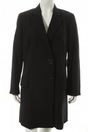 Riani Long-Blazer schwarz Business-Look